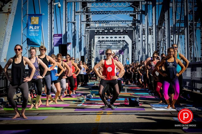 More than 1,500 people participated in the popular, free event last year.