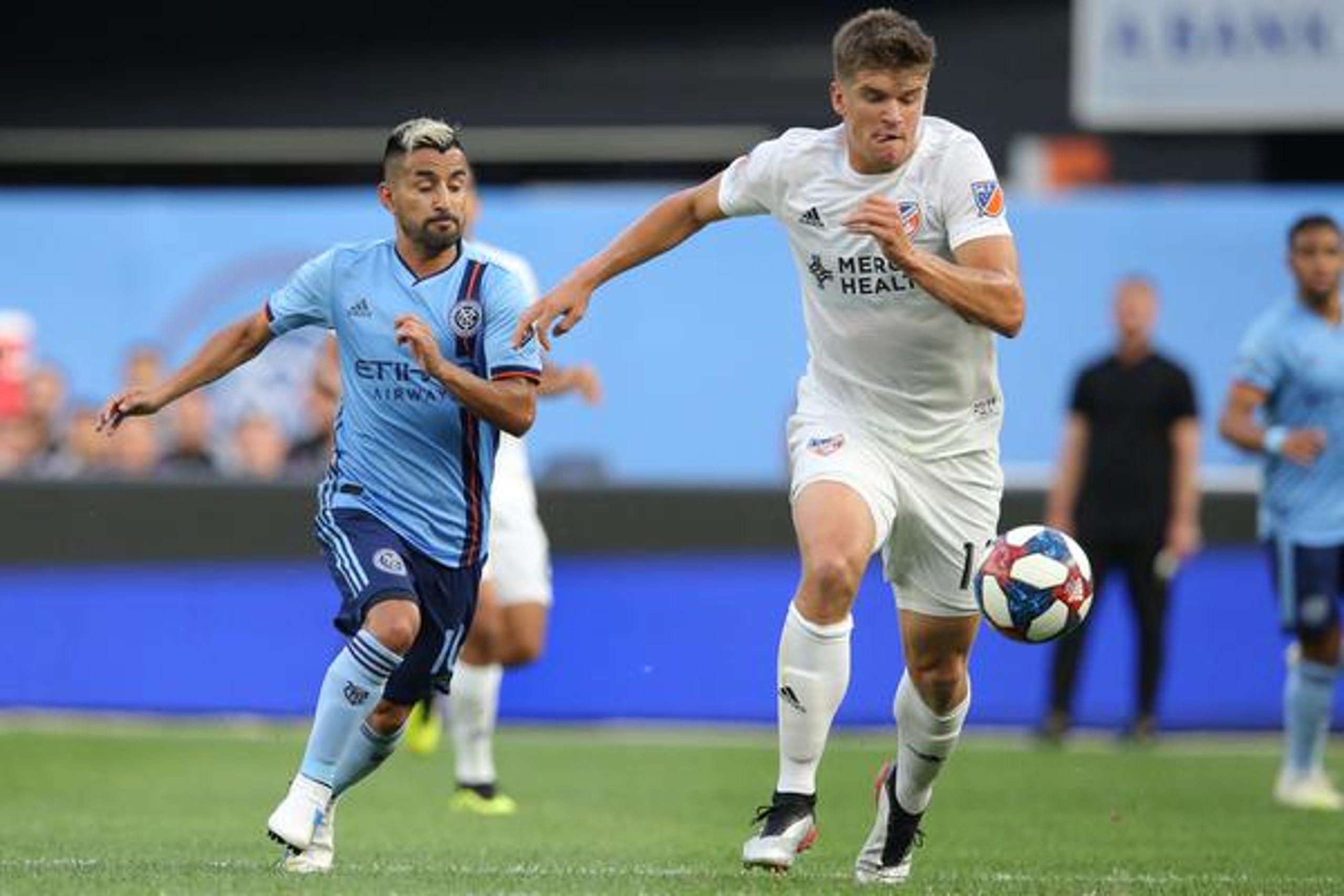 See photos from FC Cincinnati against FC New York City