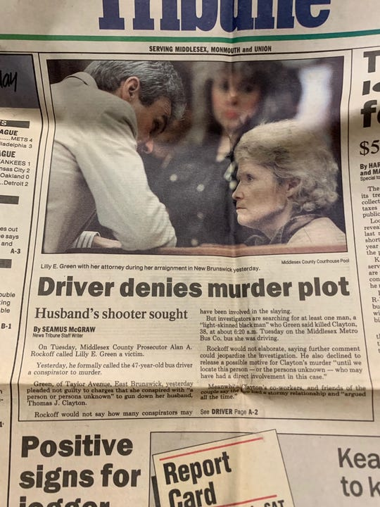The News Tribune story on Lilly Green's testimony in her murder trial.