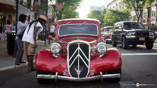 Cruise Nights bring in 150 classic cars per week.