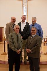 Permanent diaconate candidates.