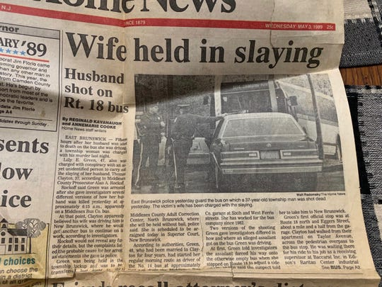Home News Story on Lilly Green being held in the 1989 shooting death of her husband Thomas Clayton