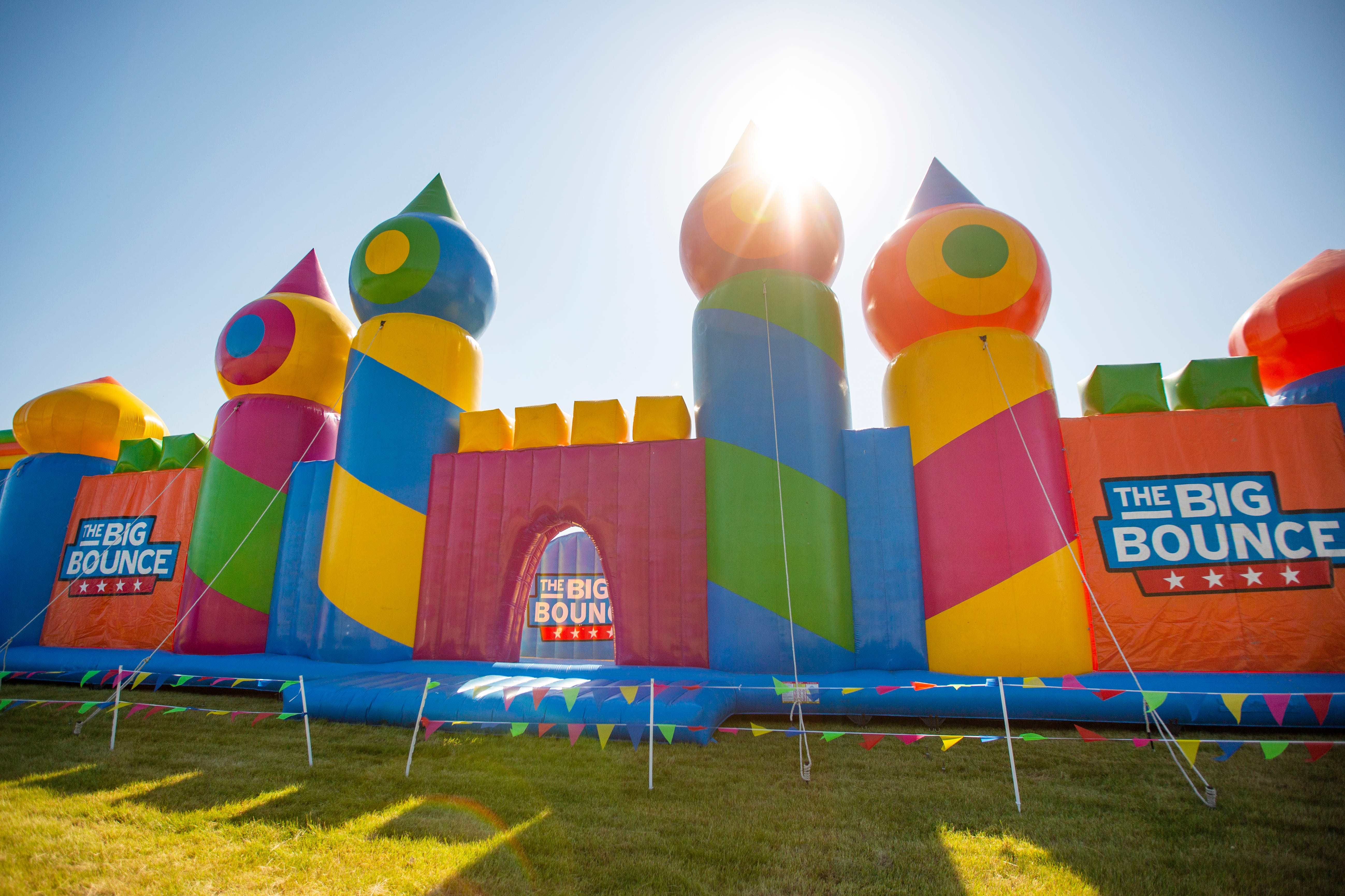 Giant bounce house is coming to Islamic Center of Detroit's Eid festival in Dearborn