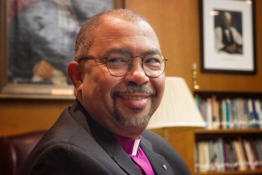 The Rt. Rev. Wendell N. Gibbs, Jr., Bishop of the Episcopal Diocese of Michigan since 2000.