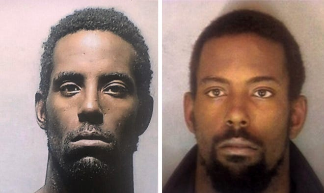 Police identified Kenneth DeAngelo Martin as a person of interest in a series of killings.