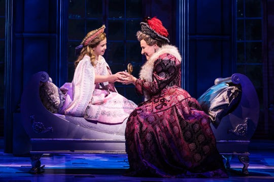 """""""Anastasia,"""" which closed on Broadway earlier this year, follows in the footsteps of books, a movie and a century of speculation surrounding the fate of the youngest daughter of Czar Nicholas II."""