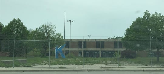 Kettering High School on Detroit's east side has been closed since 2012.