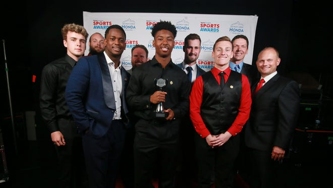 Detroit Free Press Sports Awards Here Are All The Winners