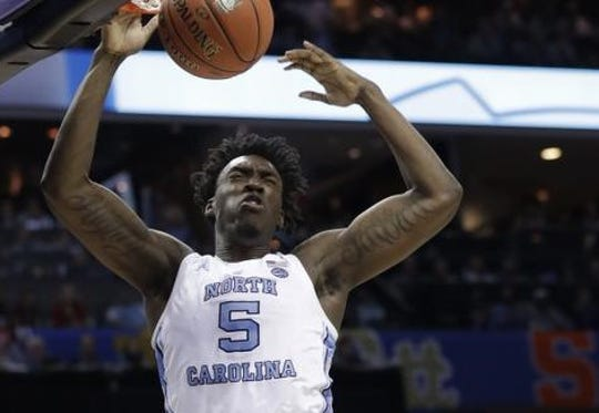Nassir Little said he will work out for the Hawks, who have the eighth and 10th picks and are reportedly getting the 17th pick form the Nets in a proposed trade. Some projections have him being picked before the Pistons' selection at 15, but they'll have some other options.