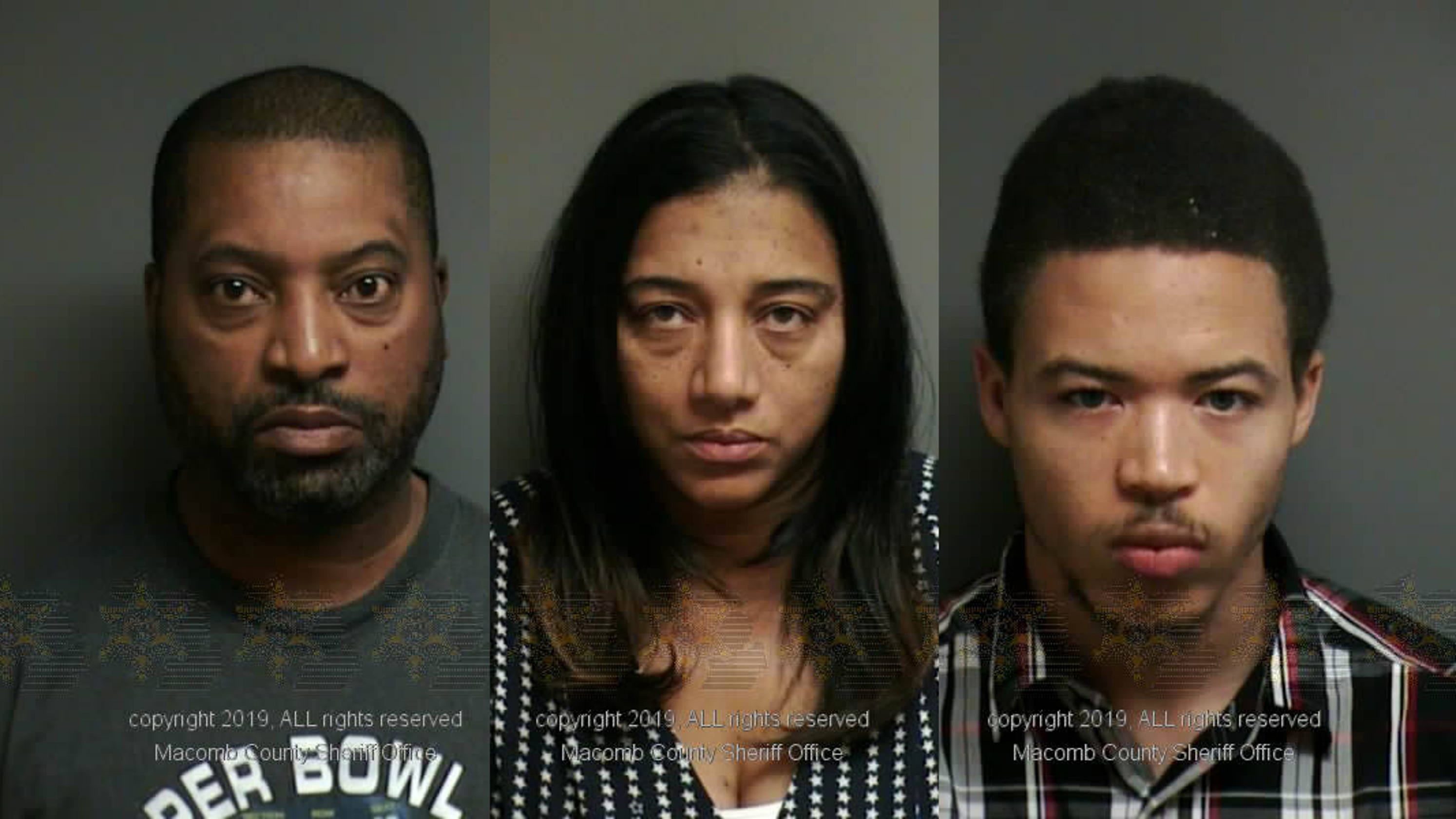 Trio found guilty in slaying of woman found on Warren home's