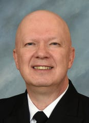 Rear Adm. Jeffrey Harley, president of the U.S. Naval War College in Newport, R.I.