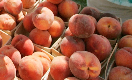 Experts say the polar vortex that enveloped much of the Midwest early this year nearly wiped out the peach crop in southwestern Michigan.