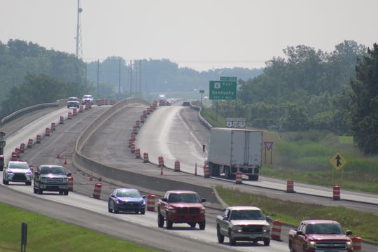 Drivers are asked to slow down this summer as work continues along U.S. 20 and the bypass bridge connecting to U.S. 6. From Memorial Day through Labor Day, the Ohio Highway Patrol projects a rise in fatal crashes across the state.