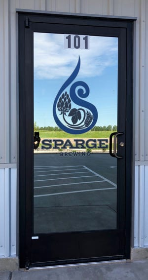 Sparge opened its new craft brewery at 3999 George W. Bush Ave. in Wellington on Friday, June 7.