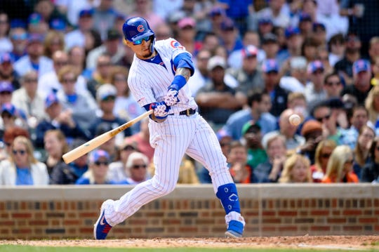 The Chicago Cubs start a three game series against the Colorado Rockies at Coors Field on Monday.