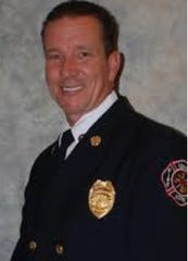 Robert Dilallo, chief of Lehigh Acres Fire Control and Rescue District