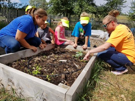 Sunburst Unlimited is looking for volunteers to help out at the Westside Orchard Garden.