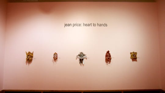 The Jean Price: Heart to Hands exhibition will be on display until July 25.