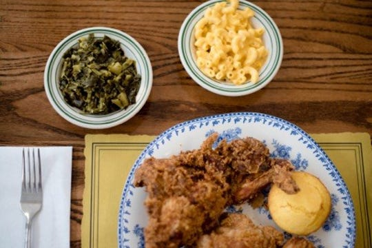 Kara Kimbrough on The Midtowner - 'Spoiler alert: The Midtowner serves some of the best fried chicken and chicken and dumplings I've ever tasted.'