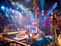 Dolly Parton opens new Pirates Voyage Dinner & Show in Pigeon Forge