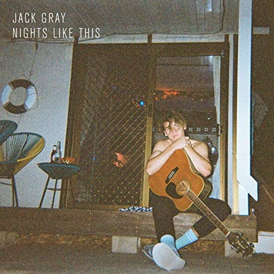 """Nights Like This"" by Jack Gray"