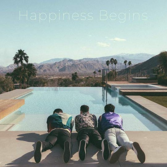 """Happiness Begins"" by Jonas Brothers"