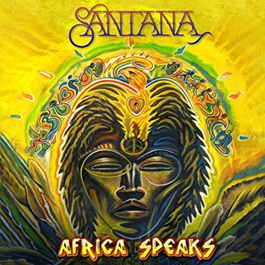 """Africa Speaks"" by Santana"