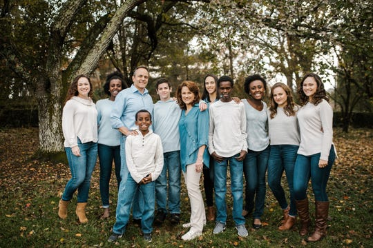 Gov. Matt Bevin's family