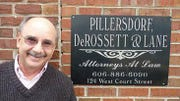 Ned Pillersdorf is an attorney with Pillersdorf, DeRossett and Lane Law Offices.