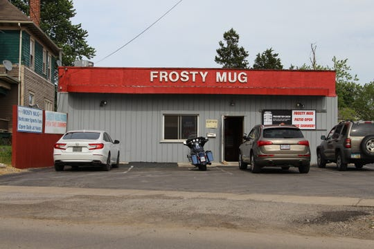 The owner of the Frosty Mug faces charges of gambling.