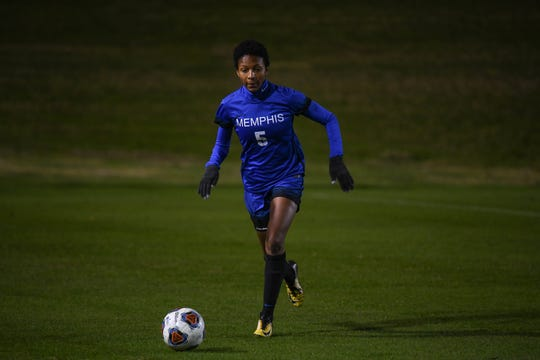 Memphis alum Chanel Hudson-Marks, who helped the Tigers win the AAC championship last season, will play for Jamaica in the Women's World Cup, which begins this weekend