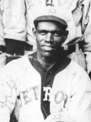 Pete Hill was a star in the Negro Leagues from roughly 1889 to the mid-1920s, and he was player/manager of the Milwaukee Bears.