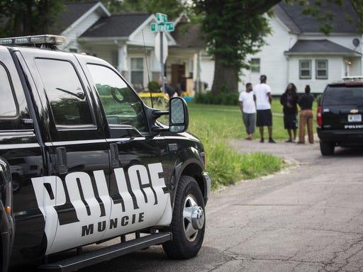 Muncie police investigating apparent homicide