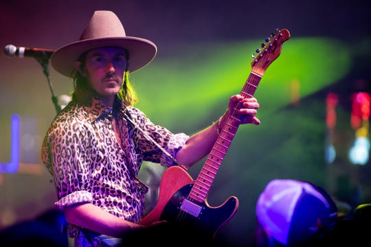 Midland performs at the Spotify House at Ole Red in Nashville, Tenn., Friday, June 7, 2019.