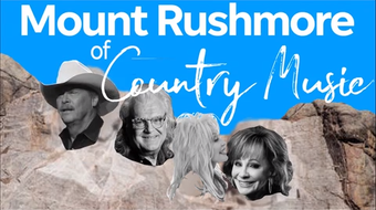 Artists at the CMA Fest attempted to narrow down the top country talents of all-time for a country music Mount Rushmore.