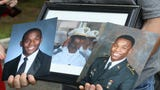 Father of fallen cadet talks about his son Chris Morgan