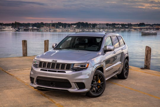 For 2019, the Grand Cherokee lineup continues to offer a variety of models, including the Trackhawk, the most powerful and quickest SUV ever.