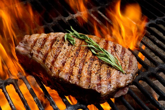 Here's where you can get six awesome steaks around San Angelo and Abilene, according to locals.