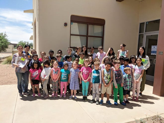 The Las Cruces Academy reports it is a school for gifted, advanced or motivated children.