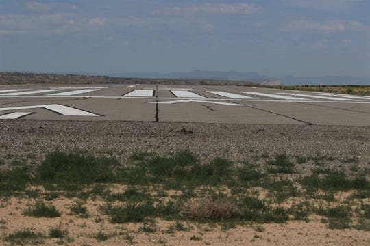 The Four Corners Regional Airport received a $3.45 million grant from the Federal Aviation Administration to extend the runways.