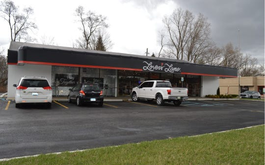 Plymouth police say a man exposed himself to employees at this Ann Arbor Road store.