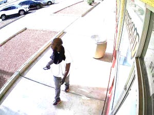 Image released by detectives investigating the shooting.