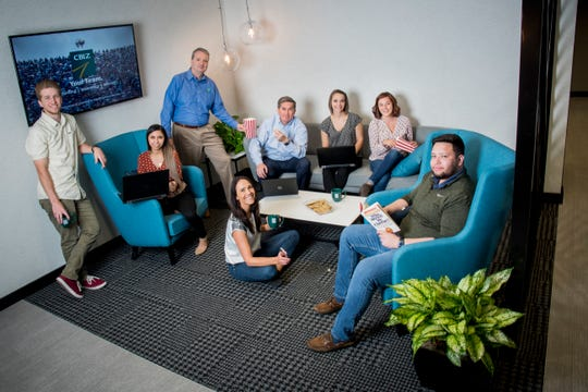 A nationwide provider of accounting, employee benefits, insurance and other professional services, CBIZ has more than 100 offices and 4,800 employees around the country.