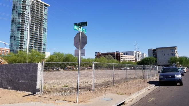 Tempe leaders have been in talks with developers for more than a decade to develop a long, narrow stretch of property it owned near Fifth Street and Farmer Avenue.