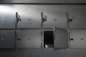 Extra refrigerated storage has been ordered by at least one hospital system and the Maricopa County Medical Examiner's Office have ordered in case more bodies need to be stored than their morgues can hold.