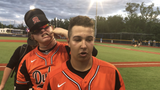 The Marlboro baseball team discusses its regional semifinal win over Westlake, Brendan Mahusky's dominance... and lots of video bombing.
