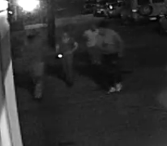Police are seeking the public's help in identifying individuals  who may have been involve in a burglary early on May 27 in the 200 block of Martin Avenue, Chambersburg.
