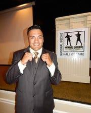 Celaya ingresó al Salón de la Fama del Boxeo de California a finales del año pasado.