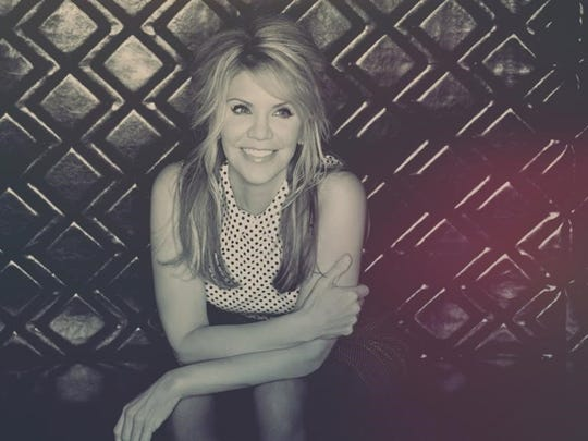Alison Krauss will perform Oct. 13 at Municipal Auditorium.