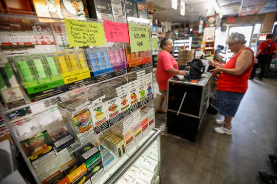 The Springfield City Council will consider a proposal that would raise the minimum age to purchase vaping and tobacco products from 18 to 21.